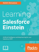 Learning Salesforce Einstein
