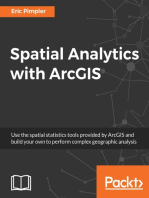 Spatial Analytics with ArcGIS
