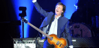 Paul McCartney Is Back — And He's Feeling Kind Of Frisky