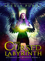 The Cursed Labyrinth (Accursed Archangels #2)