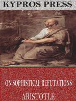 On Sophistical Refutations