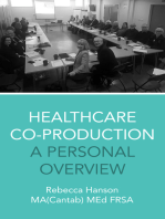 Healthcare Co-Production