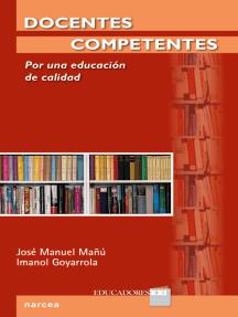 Docentes competentes: Por una educación de calidad