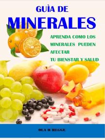 Guìa de Minerales