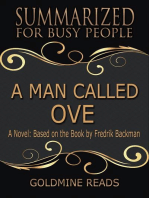 A Man Called Ove - Summarized for Busy People