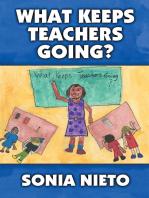 What Keeps Teachers Going?