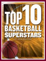 Top 10 Basketball Superstars