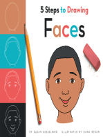 5 Steps to Drawing Faces