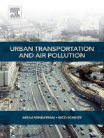 Urban Transportation and Air Pollution