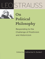 Leo Strauss on Political Philosophy