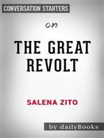 The Great Revolt: Inside the Populist Coalition Reshaping American Politics by Salena Zito | Conversation Starters