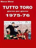 Tutto Toro 1975-76