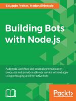 Building Bots with Node.js