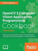 OpenCV 3 Computer Vision Application Programming Cookbook - Third Edition
