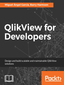 QlikView for Developers by Barry Harmsen and Miguel Ángel García