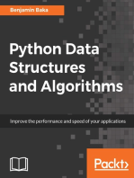 Python Data Structures and Algorithms