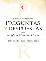 Preguntas y respuestas sobre la Iglesia Metodista Unida: Questions & Answers about the United Methodist Church, Revised