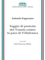 Saggio di protesta del Veneto contro la pace di Villafranca