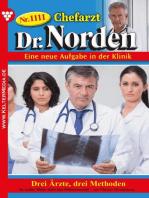 Chefarzt Dr. Norden 1111 – Arztroman