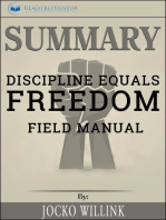 Summary of Discipline Equals Freedom