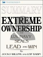 Summary of Extreme Ownership