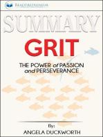 Summary of Grit