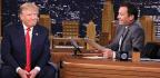 Jimmy Fallon Can't Ignore Donald Trump