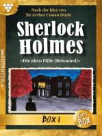 Sherlock Holmes Jubiläumsbox 1 – Kriminalroman