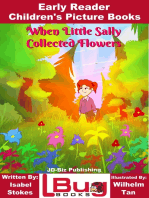 When Little Sally Collected Flowers