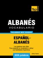 Vocabulario Español-Albanés