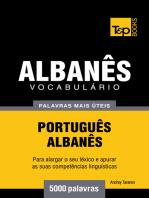 Vocabulário Português-Albanês