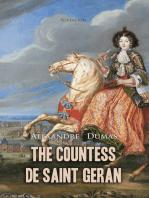 The Countess de Saint Geran