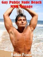My Gay Nude Beach Public Ménage