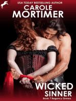Wicked Sinner (Regency Sinners 7)