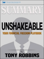 Summary of Unshakeable