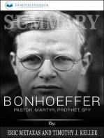 Summary of Bonhoeffer