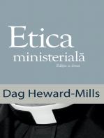 Etica Ministerială