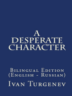 A Desperate Character