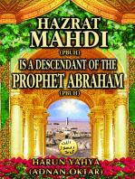 Hazrat Mahdi (pbuh) Is a Descendant of the Prophet Abraham (pbuh)