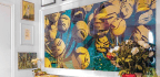 Inside A Hong Kong Apartment Where Art Plays Starring Role In Design Scheme