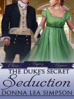 The Duke's Secret Seduction
