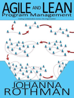 Agile and Lean Program Management