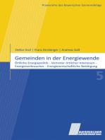 Gemeinden in der Energiewende