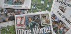 Germany's World Cup Loss, Europe's Schadenfreude