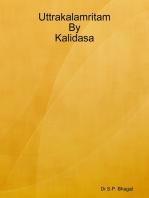 Uttrakalamritam By Kalidasa