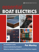 Essential Boat Electics: Carry Out On-Board Electrical Jobs Properly & Safely