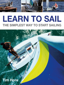Learn to Sail (non-enhanced): The Simplest Way to Start Sailing
