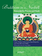 Buddhism in a Nutshell eBook