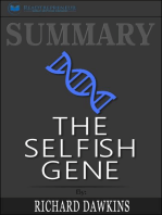 Summary of The Selfish Gene