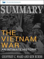 Summary of The Vietnam War